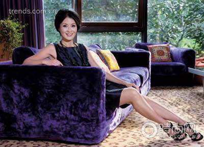 看美女总裁王秋杨350亩自然生态私宅
